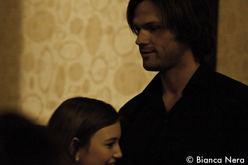 Jared,Jensen and Misha at LACon - 2011