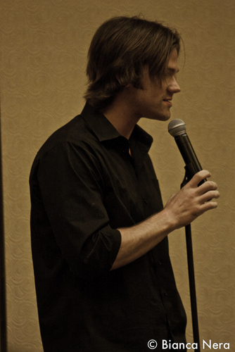 Jared at LACon - 2011
