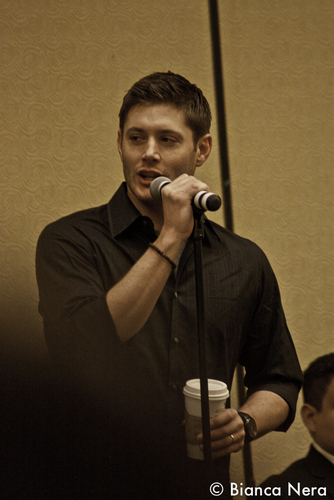 Jensen at LACon - 2011
