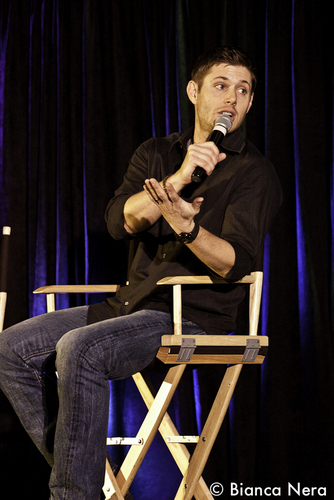 Jensen at LACon - 2011