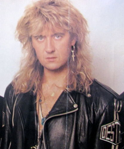 Def Leppard's Joe Elliott on 'Hysteria' 'It Had to Be. -.