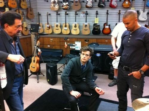 Joe, Matthew & Shemar