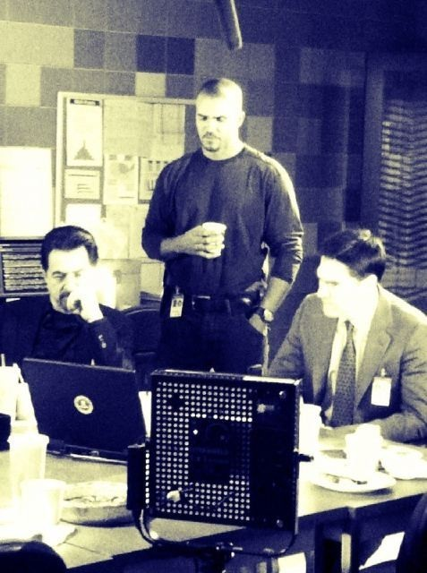 Joe, Shemar & Thomas