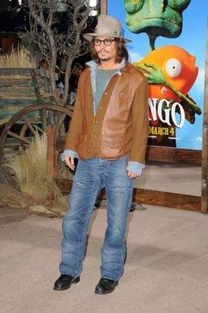 Johnny Depp-Rango-L.A.
