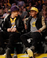 Justin and Jaden - justin-bieber-and-jaden-smith photo