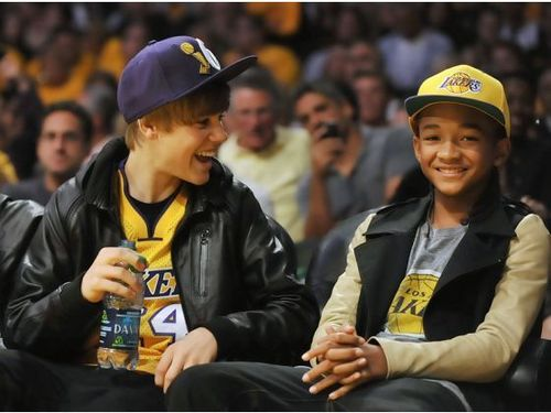 Justin and Jaden