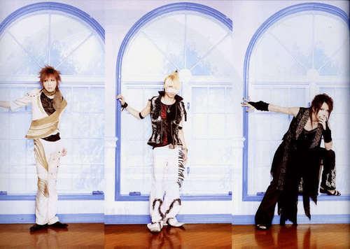Kai, Reita, Aoi