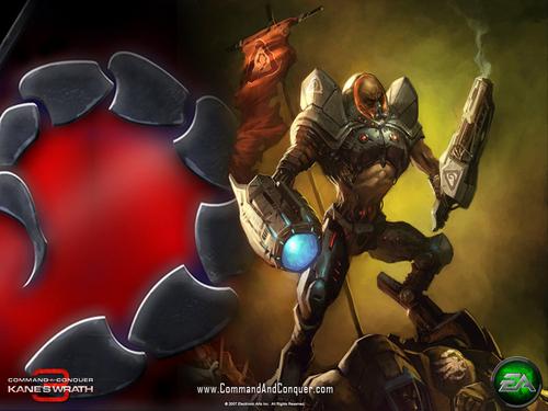 Kane's Wrath Cyborg