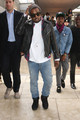 Kanye @ Mercedes Benz Fashion Week