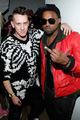Kanye @ NY Fashion Week