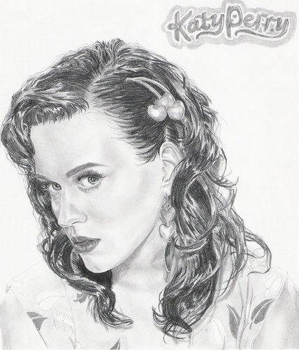 Katy Perry Fanart