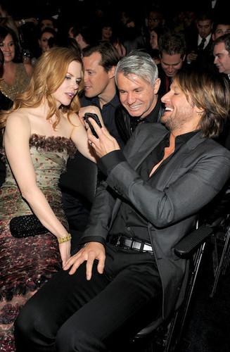 Keith @ the Grammy Awards 2011