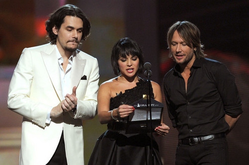 Keith @ the Grammy Awards 2011