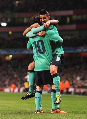 L. Messi (Arsenal - Barcelona)