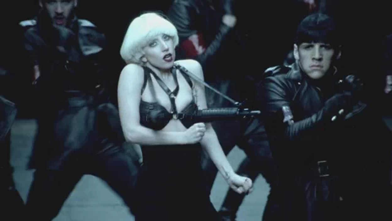 Lady Gaga - Alejandro Musik Video - Screencaps