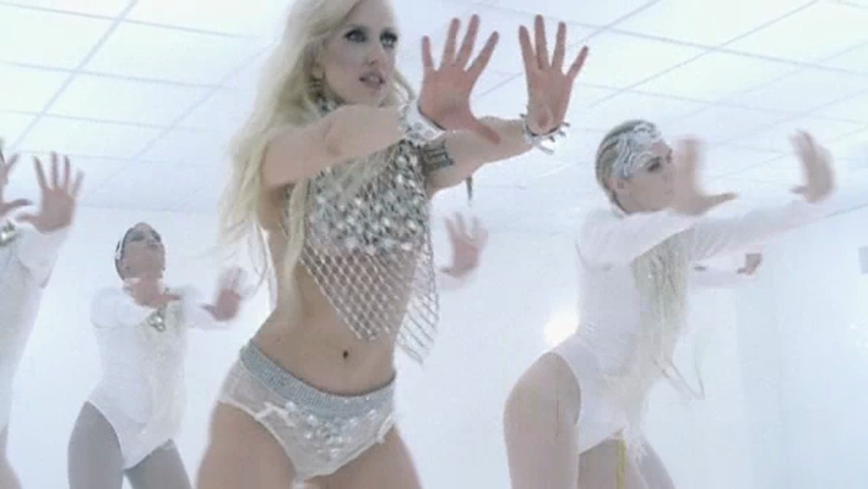 Lady gaga bad romance outfits