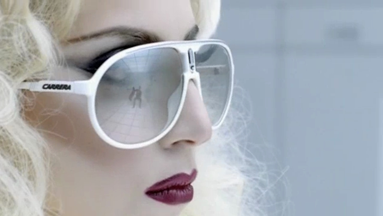 Lady Gaga - Bad Romance Music Video - Screencaps - Lady ...