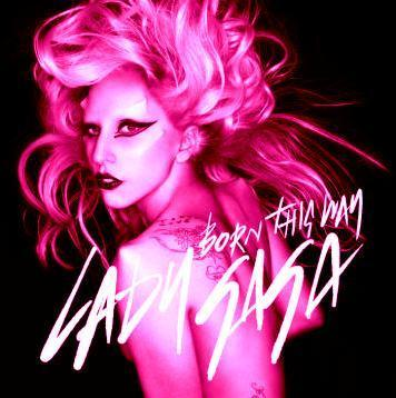 lady gaga born this way picture. lady gaga born this way cover.