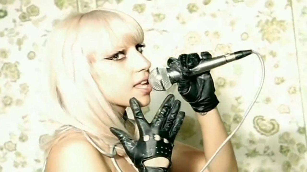 Lady Gaga - Just Dance Music Video - Screencaps - Lady ... Lady Gaga Songs