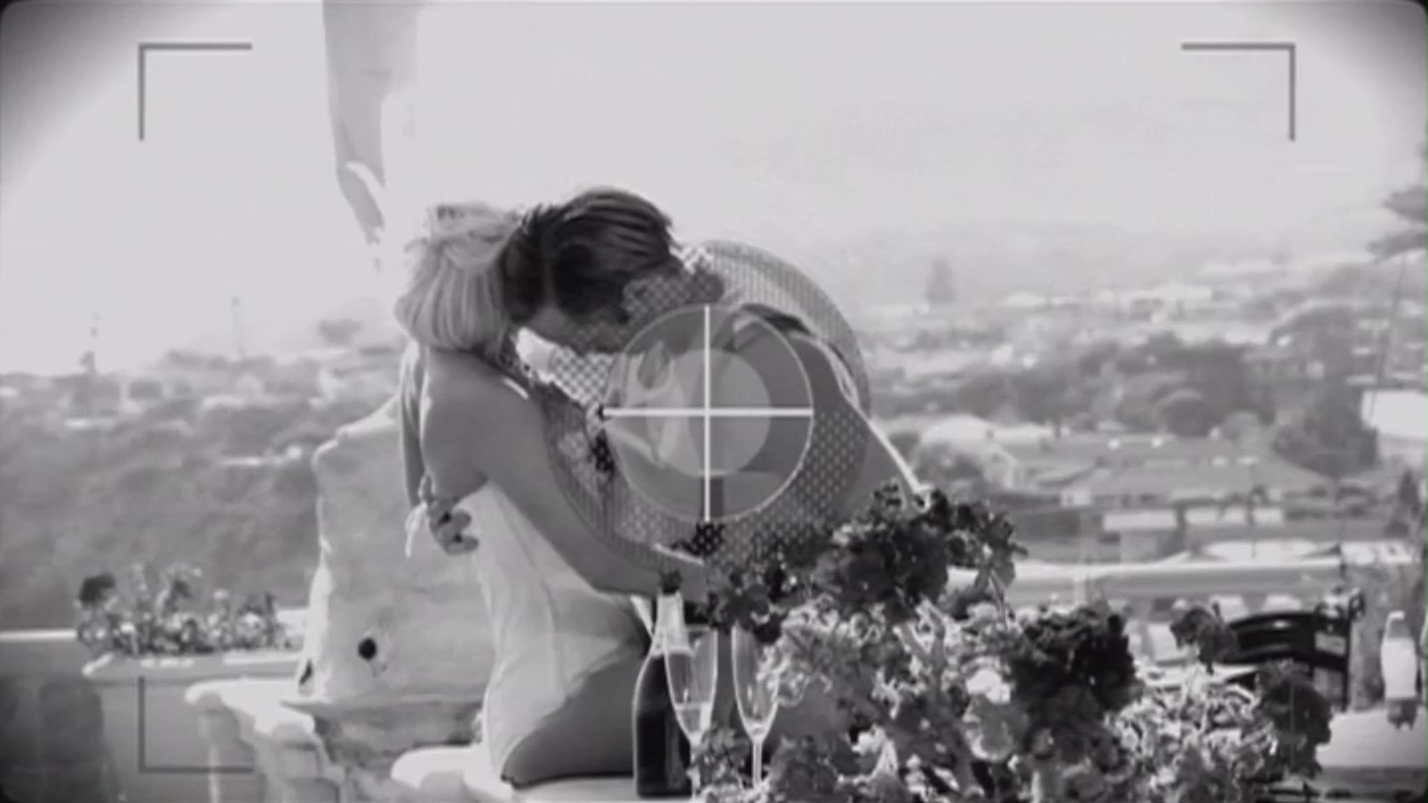 Lady Gaga - Paparazzi âm nhạc Video - Screencaps