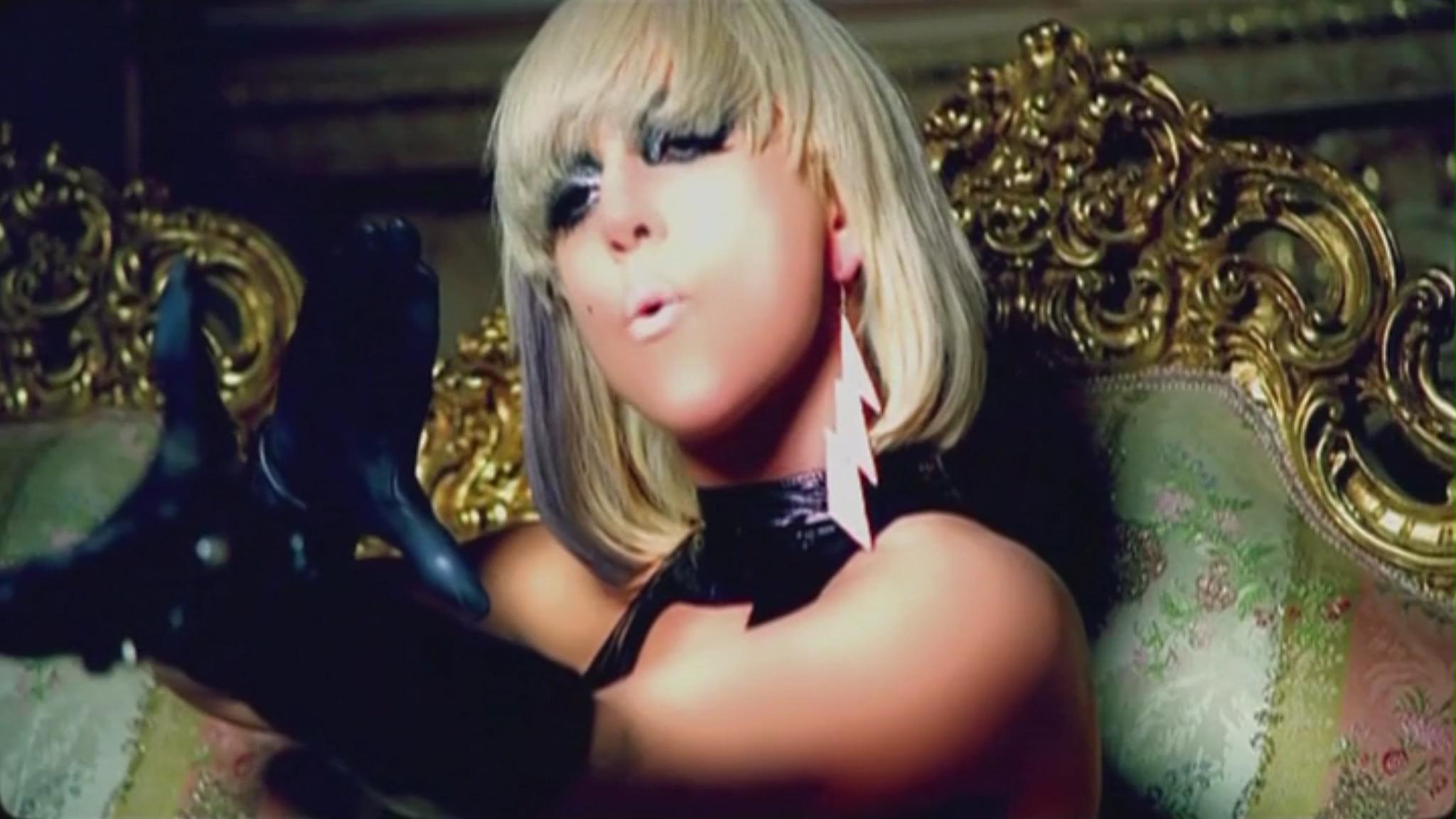 Paparazzi Lady Gaga