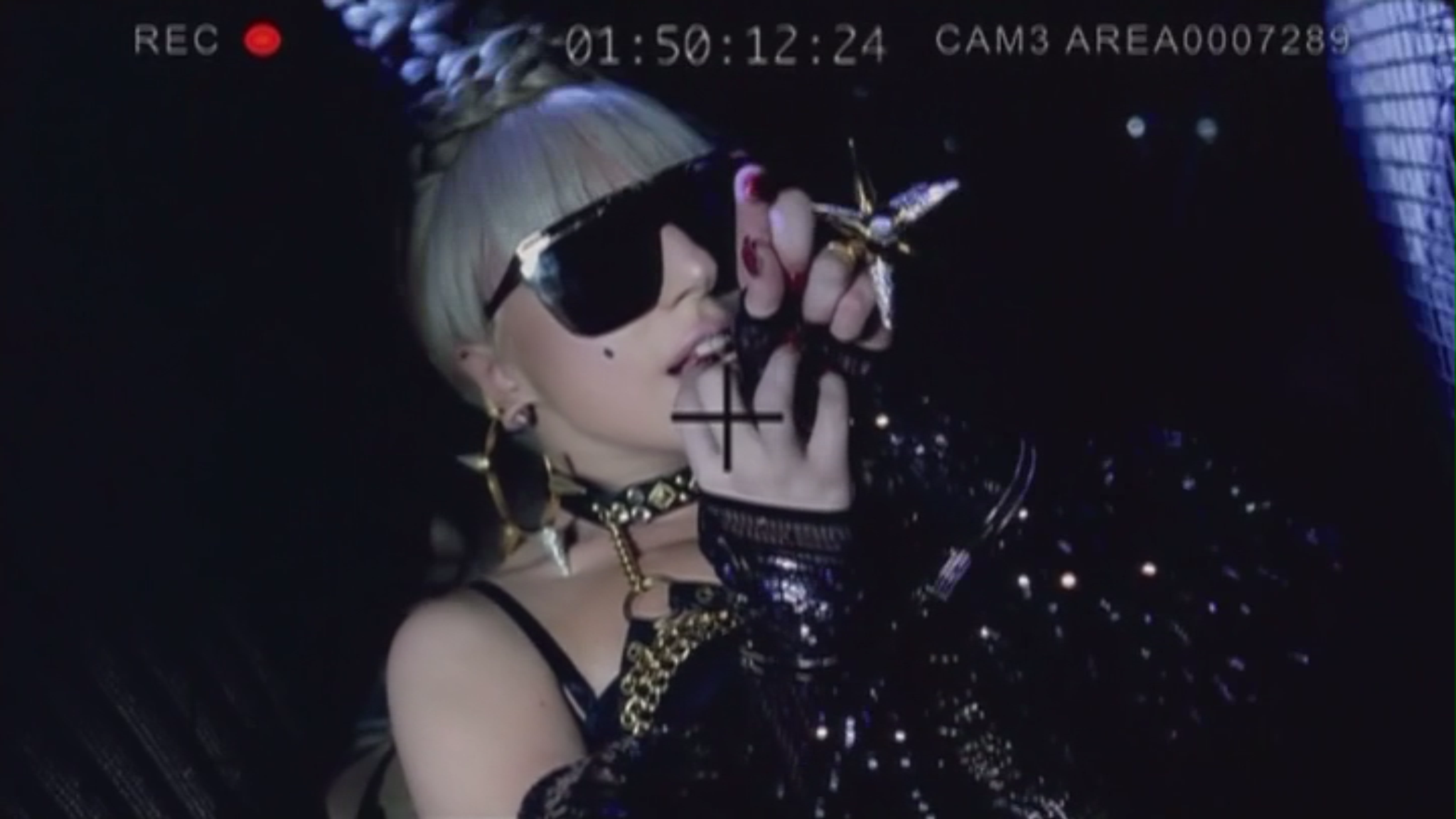 Lady Gaga - Paparazzi muziek Video - Screencaps