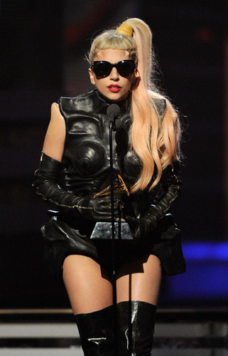 Lady Gaga Wins Grammy Award for Best Female Pop Vocal Album