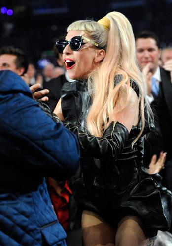 Lady Gaga Wins Grammy Award for Best Female Pop Vocal Album