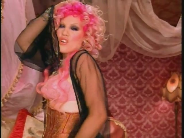 Music Videos images Lady Marmalade [Music Video] wallpaper ... Christina Aguilera Hurt
