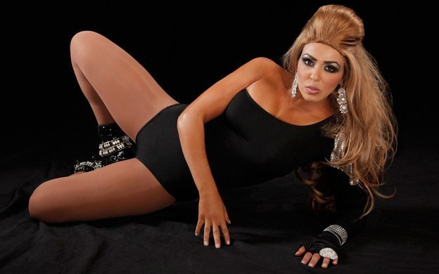 Layla as Beyonce