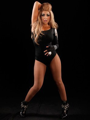 Layla as Beyoncé