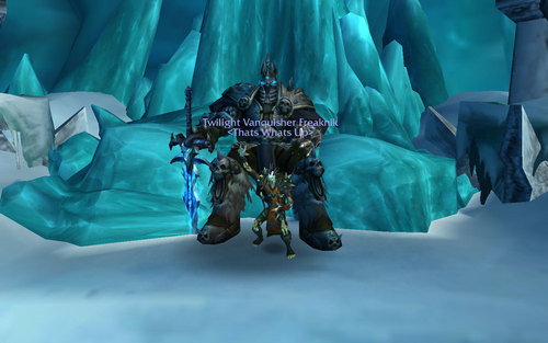 Lich king - world-of-warcraft Screencap