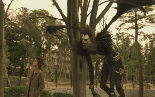 Light And Ryuk Death Note The Movie Image 19300064