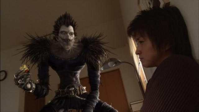 Light And Ryuk Death Note The Movie Image 19300289