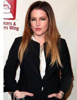 Lisa Marie Presley 2011