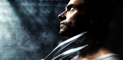Hugh Jackman as Wolverine वॉलपेपर entitled Logan