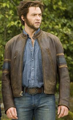 Hugh Jackman as Wolverine वॉलपेपर entitled Logan