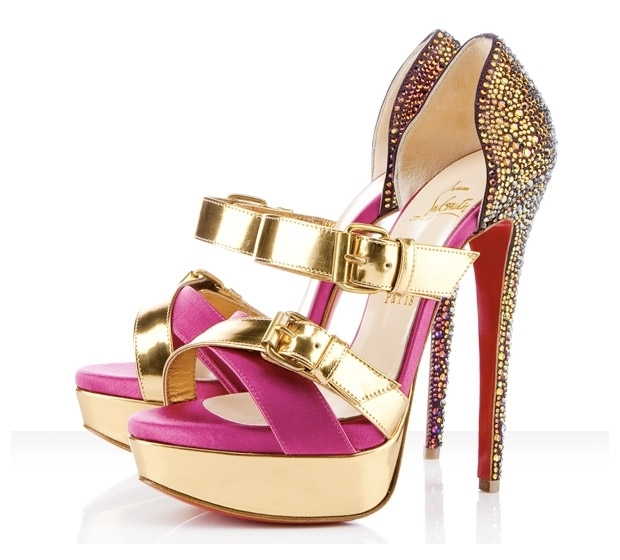Louboutin shoes S/S 2011 - womens-shoes photo