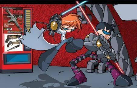 Mandarkvader and Dexskywalker!!!!lol