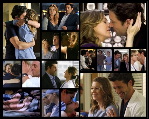 Meredith and Derek <3