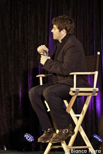 Misha Collins at LACon - 2011