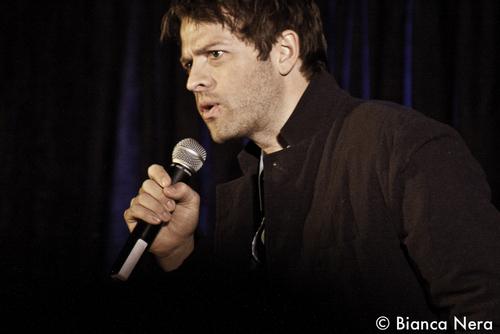 Misha at LACon - 2011