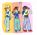 Misty, May, and Dawn - misty-may-and-dawn fan art