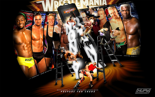 Money in the Bank - Wrestlemania 26 - wwe Wallpaper