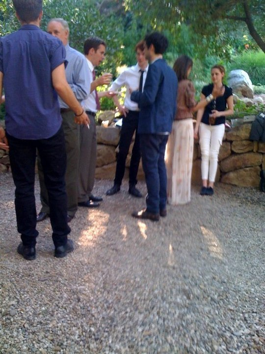 zaidi New/Old Pics of Rob and Kristen - August 2010