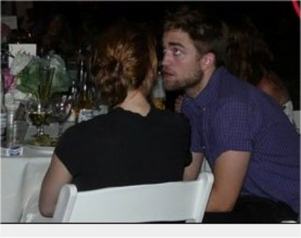 más New/Old Pics of Rob and Kristen - August 2010