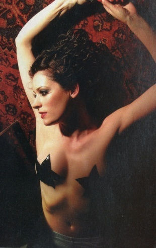 plus Paget Hotness with Cute Belly Button Included