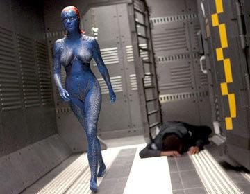 X-men THE MOVIE wallpaper called Mystique