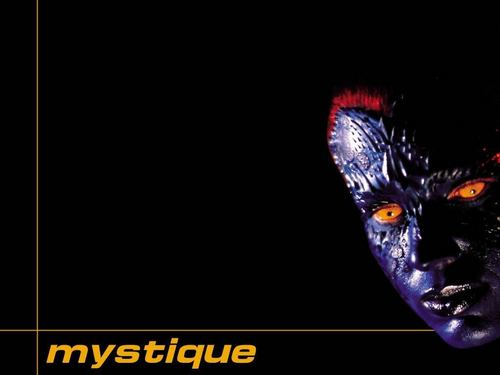 X-men THE MOVIE wallpaper titled Mystique