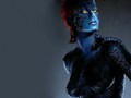 Mystique - x-men-the-movie fan art
